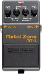 Boss Distortion MT-2