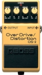Boss OverDriveDistortion