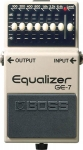 Boss GE-7 Guitar Equalizer