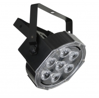 FLASH (Monacor) SLIM LED PAR 56 RGB Aura STRONG